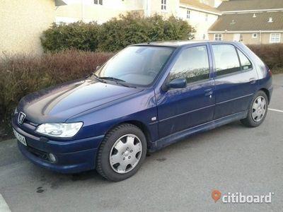 gebraucht Peugeot 306 XT 5dörrars - 2001