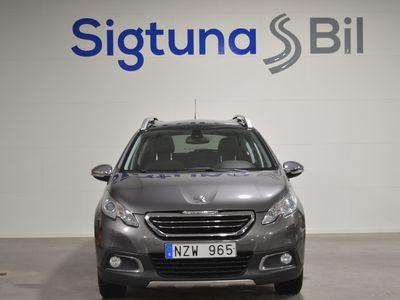 gebraucht Peugeot 2008 1.6 e-HDi FAP 92hk GPS Panorama