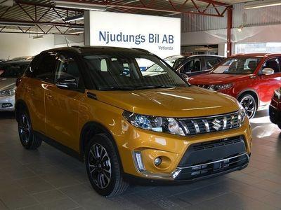 begagnad Suzuki Vitara Inclusivepaket 1.4 Boosterjet 4WD Automat Euro 6 140hk