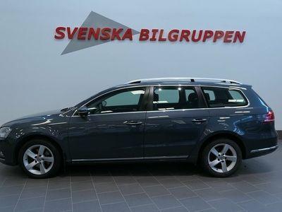 gebraucht VW Passat VARIANT 1.4 TSI Multifuel Aut Drag Bt M-värmare