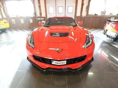 begagnad Chevrolet Corvette C7 Z06 659 HK EV BYTE