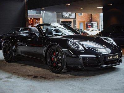 begagnad Porsche 911 Carrera S Cabriolet 911 991