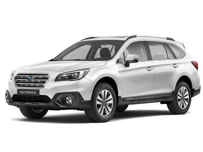 begagnad Subaru Outback 2.5i Ridge