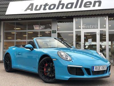 brugt Porsche 911 Carrera GTS 991 Cabriolet -18