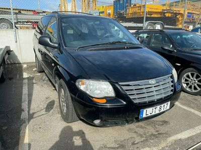 begagnad Chrysler Grand Voyager CRD