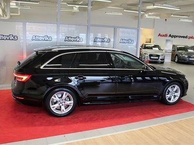 begagnad Audi A4 Avant 2.0 TDI Sport *154mil*
