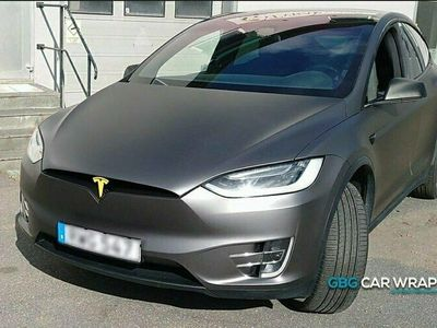 begagnad Tesla Model X MOTORS