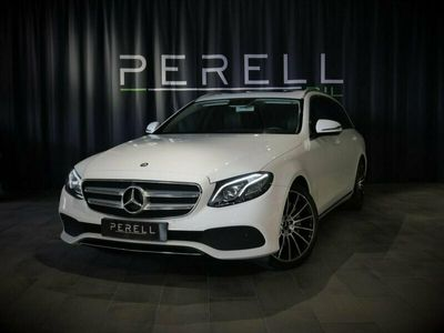 "begagnad Mercedes E350 Kombi 258hk /AMG 19""/Wide/Glastaklucka"