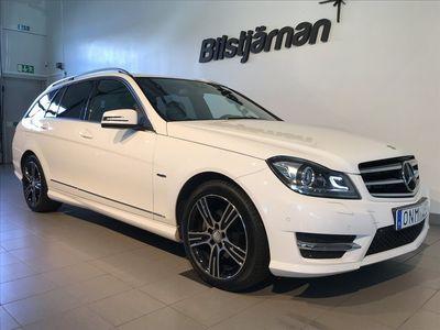 begagnad Mercedes 220 C-KlassT CDI 4MATIC 7G-Tronic Plus 170hk