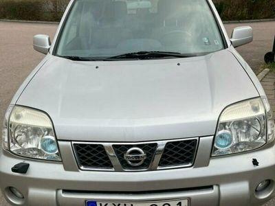begagnad Nissan X-Trail 5D 2,2 COL