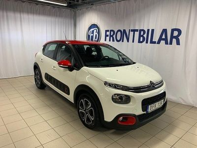 begagnad Citroën C3 82hk Shine - DEMO