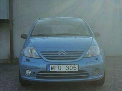 begagnad Citroën C3 1.4