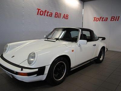 begagnad Porsche 911 Targa Ny Renoverad Motor
