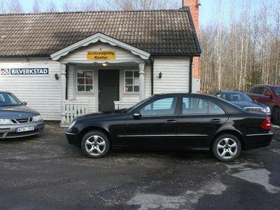 begagnad Mercedes E500 7G-Tronic 306hk
