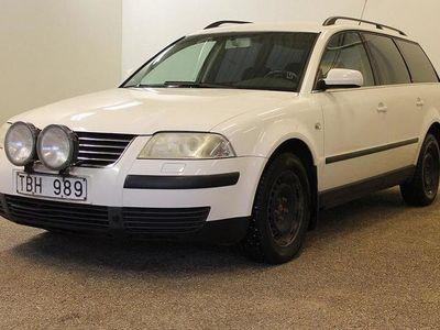 begagnad VW Passat 2.0 Variant (115hk)
