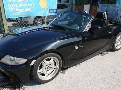 used BMW Z4 3.0si Roadster 258hk -06