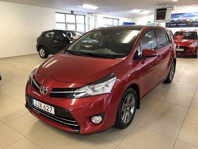 begagnad Toyota Verso 1,8 EDT 50 6200 mil GPS SKYVIEW
