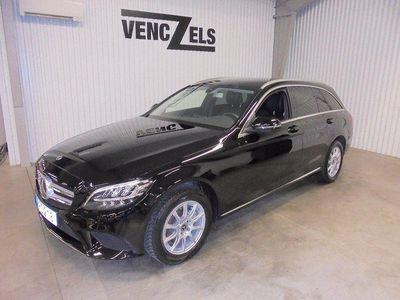 begagnad Mercedes C220 T 9G-Tronic Avantgarde Eur