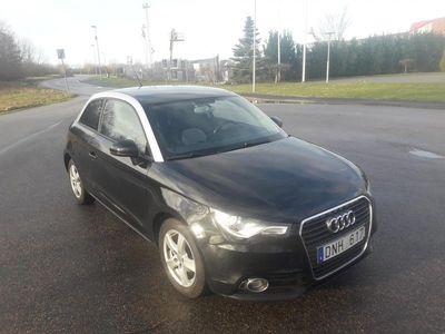 begagnad Audi A1 1.2 1: ägare Lågmil
