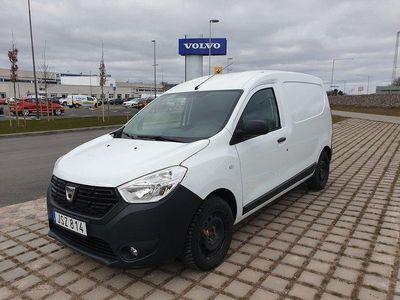 begagnad Dacia Dokker Express Van 1,5 dCi Essential 2018, Transportbil 95 000 kr