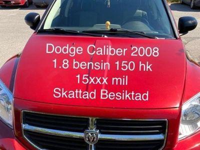 begagnad Dodge Caliber 1.8 150hk
