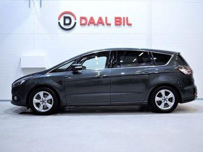 begagnad Ford S-MAX 2.0 AWD 7SITS 180HK D-VÄRM NAVI BUSINESS A