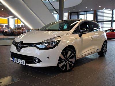 begagnad Renault Clio IV Energy TCe 90 Lozenge 5-d