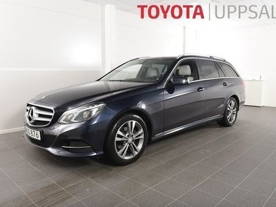 begagnad Mercedes 219 220 Benz E T BlueTEC 9G-Tronic P-värmare Drag 2016, Personbil900 kr