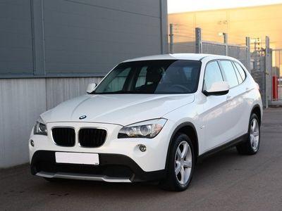 begagnad BMW X1 XDrive18d Automat 5800 Mil 1-Ägare