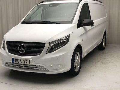 begagnad Mercedes Vito 119 BlueTEC W640 (190hk)