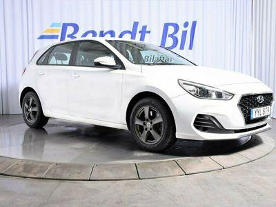 begagnad Hyundai i30 1.4 T-GDi Euro 6 140hk -19