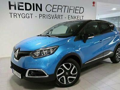 begagnad Renault Captur Energy TCe 90Hk Dynamique