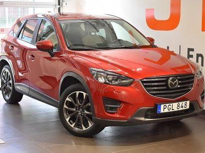 begagnad Mazda CX-5 Optimum 2.2 DE 175hk Aut AWD - DIESELVÄRMARE