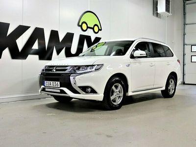 begagnad Mitsubishi Outlander P-HEV 4WD Fleet Ed Drag S&V-Hjul 203hk