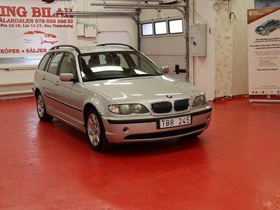 begagnad BMW 320 320i -i /Touring /170hk /DRAG