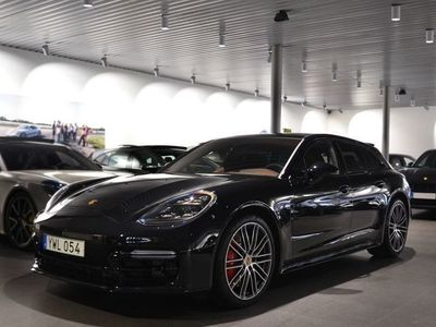 second-hand Porsche Panamera Turbo Sport Turismo // Drive and Fly 18/1-18/2