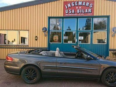 begagnad Chrysler Sebring Cabriolet 2.7 V6 Automat 2004, Cab Pris 67 500 kr