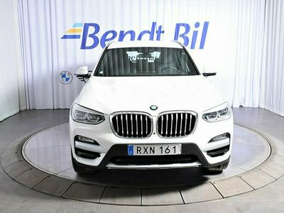 begagnad BMW X3 xDrive20d xLine / Innovation / Kupévärmare