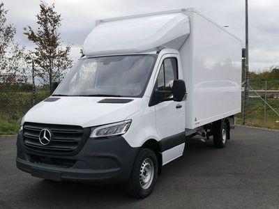 begagnad Mercedes Sprinter 316 CDI SKÅP MED LYFT STARTKLAR