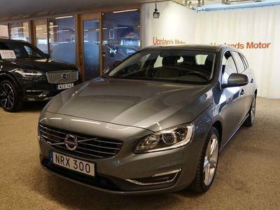 begagnad Volvo V60 D4 Classic Summum 2018, Kombi 243 000 kr