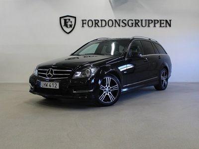 begagnad Mercedes C220 T CDI 4M 4MATIC 7G-Tronic Plus 170HK