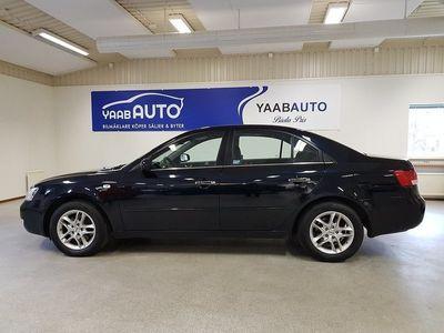 begagnad Hyundai Sonata 2.0 CRDi Automat 140hk -07