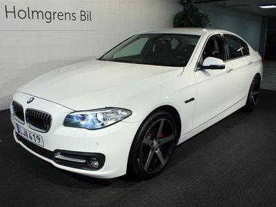 begagnad BMW 520 D xDrive / Comfortstolar / M-Ratt / Låga Mil