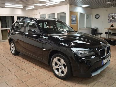 begagnad BMW X1 sDrive18d Steptronic 143hk Avbetalning -12