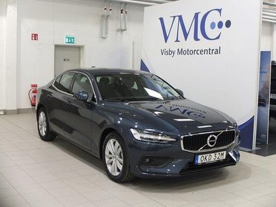 begagnad Volvo S60 T4 Momentum Advanced Edition