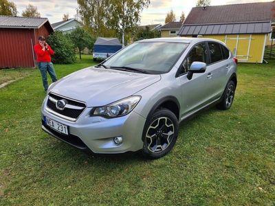 begagnad Subaru XV  7600 mil