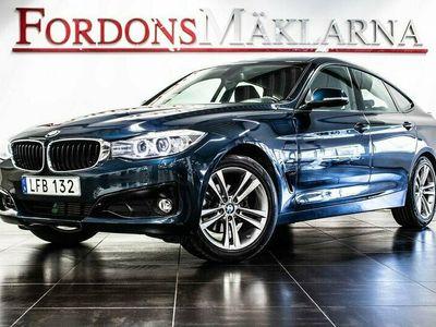 begagnad BMW 318 Gran Turismo d AUT SPORTLINE REA RACE 1,95% RÄNTA HEMLEVERANS