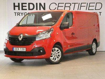 begagnad Renault Trafic Skåp 1.6 dCi Man D-Värmare Dra