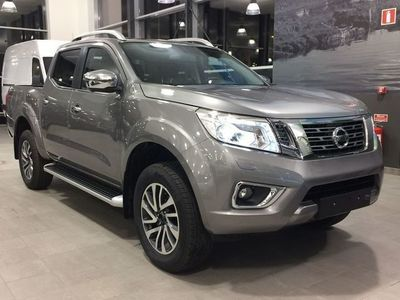begagnad Nissan Navara DC 2.3 DCI 190HP AT TEKNA LEATHER DAB