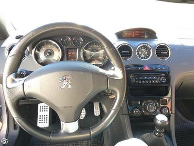 begagnad Peugeot RCZ - 11 disel / jbl sound -11